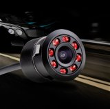 Opinião traseira escondida universal do carro da visão noturna impermeável que inverte a câmera do CMOS (28mm)