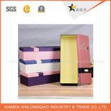 Коробка роскошной изготовленный на заказ тенниски бумаги картона упаковывая с ящиком