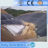 HDPE Geomembrane de 0.5mm/0.75mm/1.0mm/1.5m m para el trazador de líneas de la charca