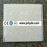 Fornecedor verde da fábrica do painel de teto 6*200mm do PVC do painel de parede do PVC da cor do moinho de vento