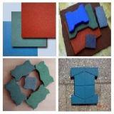 ゴム製タイル形成機械/ゴム製タイルの出版物機械