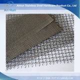 De Filter van het roestvrij staal/het Ziften van het Netwerk van de Draad