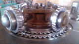 Carvão amassado formaing da máquina da pelota da biomassa que faz a máquina