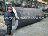 Pipe Mold Deep Hole Forged Part por Free Forging Process