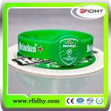 Markering de Zonder contact van de Band van het Horloge van de Manchet van het Silicone RFID van de Kaarten van de gift
