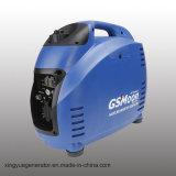 定格出力1500W (MAX 1800W)の携帯用発電機(4回の打撃エンジン)