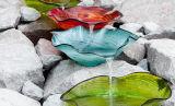 Ciotola di vetro del tesoro della ciotola di arte di Handblown