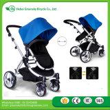 Neue Form 2016 hoher Landscope Baby-Spaziergänger + Auto-Sitz
