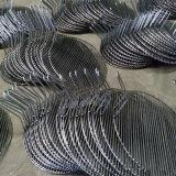 溶接されたバーベキューの金網