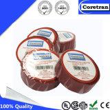 Cinta de PVC cifrada color económico excelente de la calidad