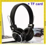 Drahtloser Bluetooth Stereokopfhörer mit TF-Einbauschlitz