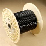 Kurbelgehäuse-Belüftung isolierte abgeschirmten elektrischen Draht mit Qualität