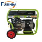 Fusinda 3kVA Gasolina grupo electrógeno con Certificado Saso