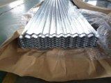Dach-Fliese-Materialien galvanisierten gewölbtes Blatt