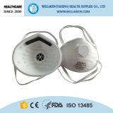 Maschera di protezione respirabile protettiva del respiratore polverizzato N95