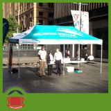 Exhibition esterno Cheap Custom Printed Canopy Tent con Advertizing Flag