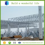 Construction légère assemblée bon marché et rapide de structure métallique/structure bâti en acier