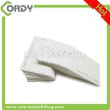 MANGO Clamshell tarjetas 125kHz con número de serie impreso RFID espesor tarjeta