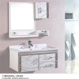 Governo impermeabile di vanità della stanza da bagno della parete dell'acciaio inossidabile, mobilia di lusso del bagno dell'hotel