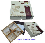 마분지 Food Packaging Boxes, Cupcake Packing를 위한 Kraft Paper Box