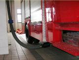 Fixos manuais escolhem a tubulação da extração do carro do rolo