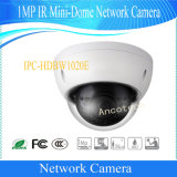 Камера CCTV сети Мини-Купола иК Dahua 1MP (IPC-HDBW1020E)
