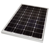 Mono панель солнечных батарей 60W в напряжении тока 18V для батареи 12V