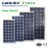 100W PV Monocrystalline Solar Panel
