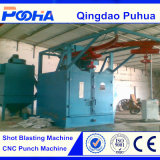 Q3710 trailer Hook type SHOT blow Cleaning Machine
