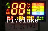 Digit fait sur commande Numeric DEL Screen Display pour Home Electric Appliance (KT92)