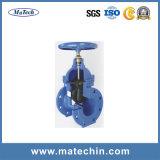 Soem-Präzisions-Form-Stahl flanschte 4 Zoll-Absperrschieber