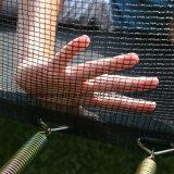 Trampoline 15FT круглый с 6 ногами и сеть безопасности для ребенка и взрослый играть