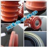 Ajuste de las piezas de automóvil del protector contra el polvo del eje