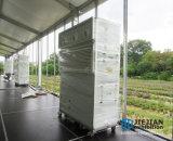 Портативная пишущая машинка Jiejian 8 шатра тонн системы кондиционера для венчания