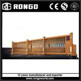 Cancello facoltativo 950 della lega di alluminio di trattamento di superficie di colore