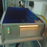 Резец лазера металла волокна применился в поле лифта (FLS3015-700W)