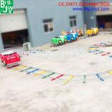 Езда электрического поезда шипучки для детсада (BJ-ET93)