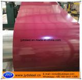 El color de Ral cubrió la bobina de aluminio usada para la construcción y la decoración