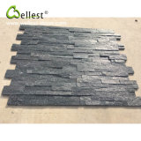 ينقسم سطحيّة [3د] سوداء مرويت ثقافة حجارة سمة جدار لأنّ جدار زخرفة