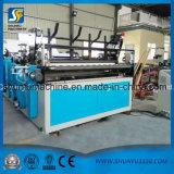 Equipos de proceso del rodillo del papel higiénico que rebobinan la máquina de la fabricación de papel de tejido de la máquina