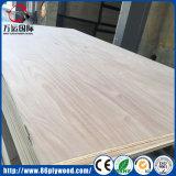 Переклейка сердечника твёрдой древесины/тополя Okoume коммерчески для мебели