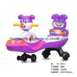 Baby-beeinflussendes Auto mit Gegenständer Swayin Auto scherzt Spielzeug-Auto