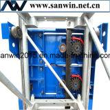 Composants jumeaux d'ascenseur de levage des cages Sc100