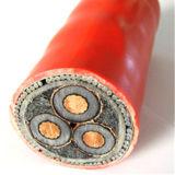 1 ou 3 prix de cable électrique du noyau XLPE 11kv