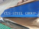 Folha de aço filipino da telhadura da telha de telhado PPGI do metal da cor de Indonésia