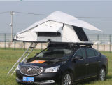Tenda molle di campeggio della parte superiore del tetto della tenda 4WD della parte superiore del tetto dell'automobile della tenda di tela di canapa