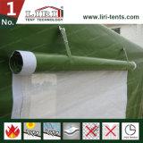 Tenda del rifugiato, tenda della tenda foranea di rilievo, tende militari utilizzate da vendere
