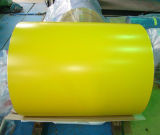 Bobina galvanizada pre pintada
