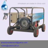 高圧ポンプ500bar管のクリーニング機械が付いている高圧洗剤