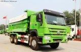 쓰레기꾼을%s 45m3 덤프 트레일러 트럭